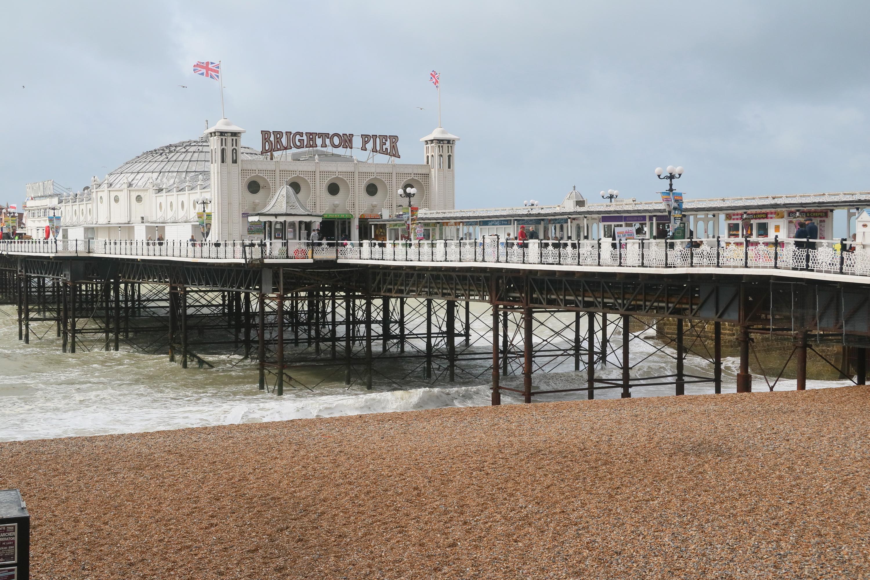 Brighton; Strand