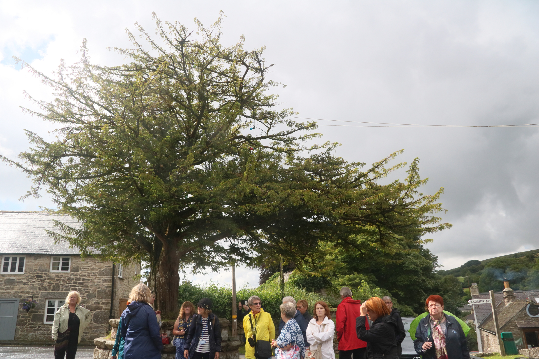 Widecombe in the Moore; Dartmoor Nationalpark