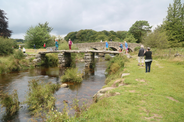 Postbridge; Dartmoor Nationalpark