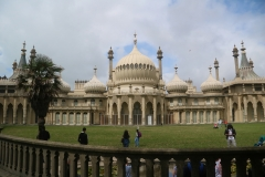 Brighton; Royal Pavilion