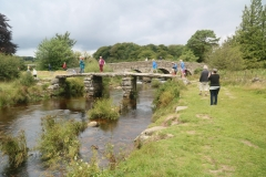 Postbridge; Dartmoor Nationalpark